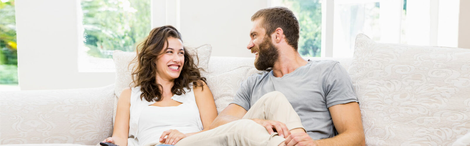 couple spending quality time with each other